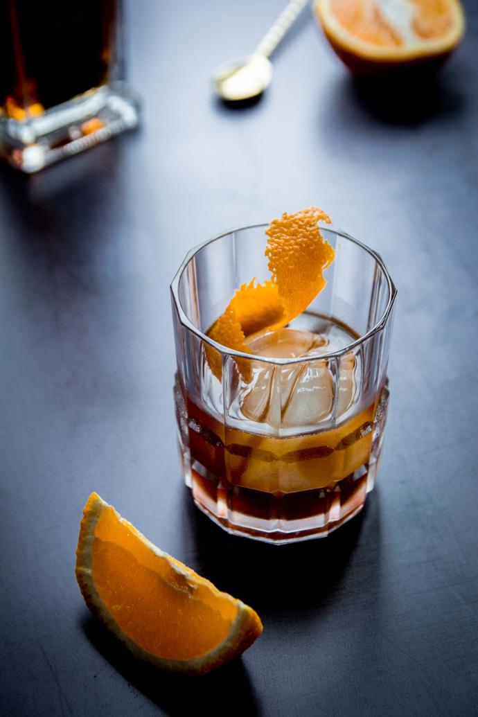 Réunissez deux spiritueux français en un seul cocktail : l'Absinthe et la Fleur de Bière Fût de Chêne