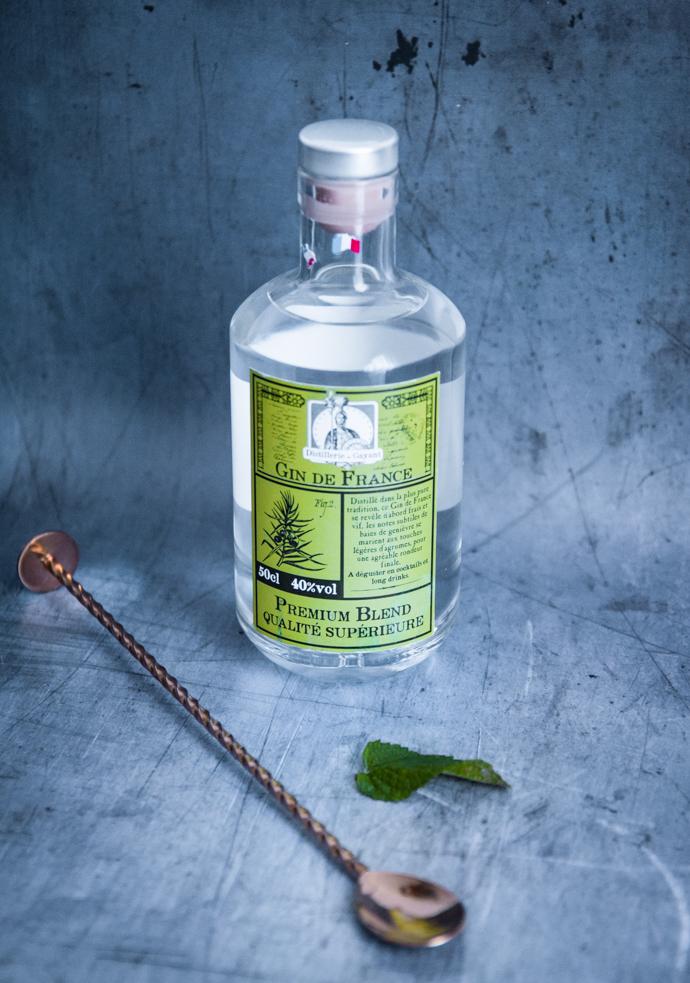 Gin de France par la Distillerie de Gayant