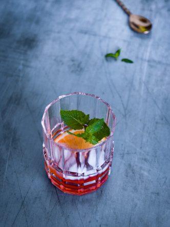 Aperitivo italien et Cocktail Negroni