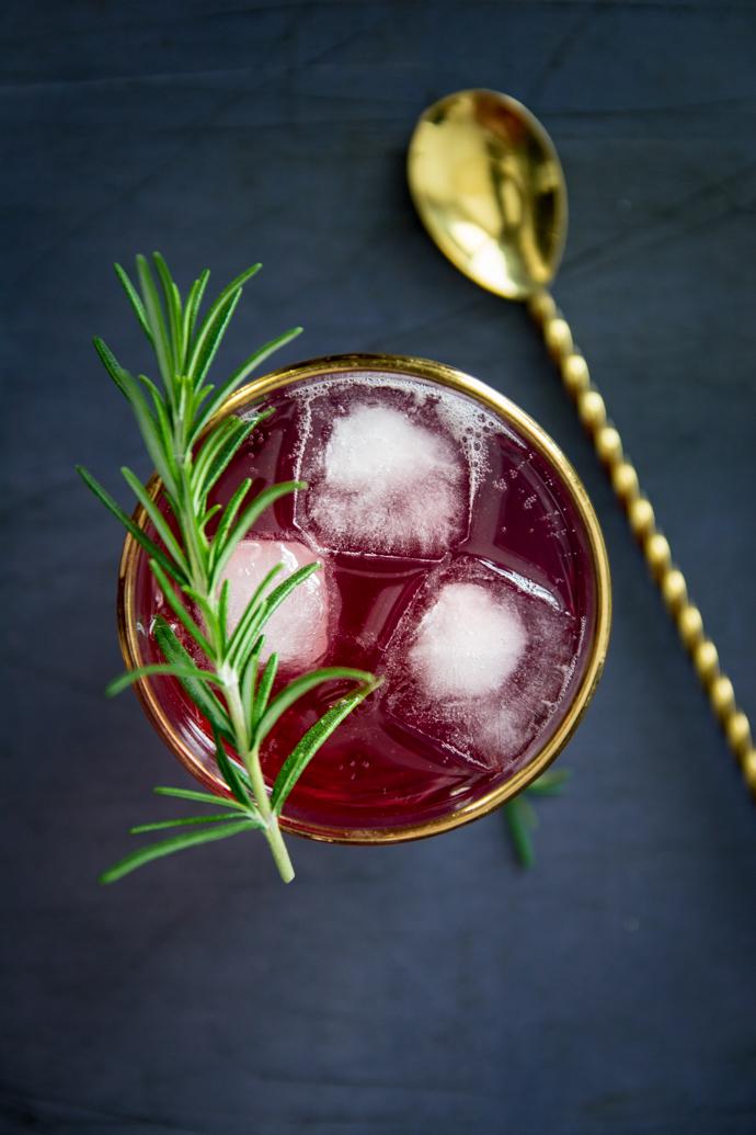Recette express de cocktail au Ratafia de Cerise par Teisseire