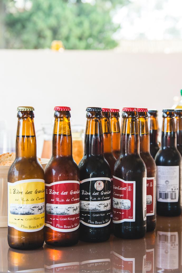 La bière de Riz IGP de Camargue - la star de vos apéritifs