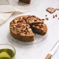 Recette du brownie quasi-cétogène inratable