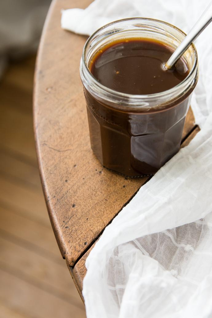 Le sucre de coco est riche en potassium, zinc et vitamines et apporte un goût délicieux à ce caramel végan