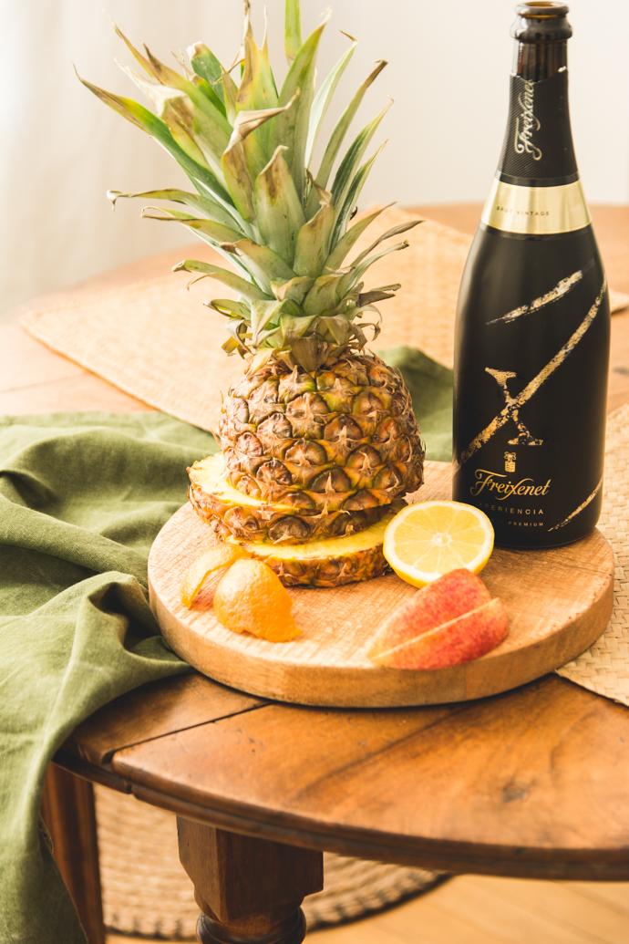 Cocktail d'Espagne - Sangria Blanca