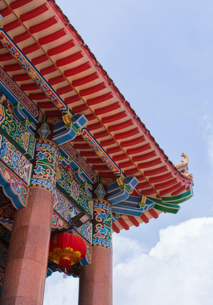 Kek Lok Si Temple, un temple haut en couleurs