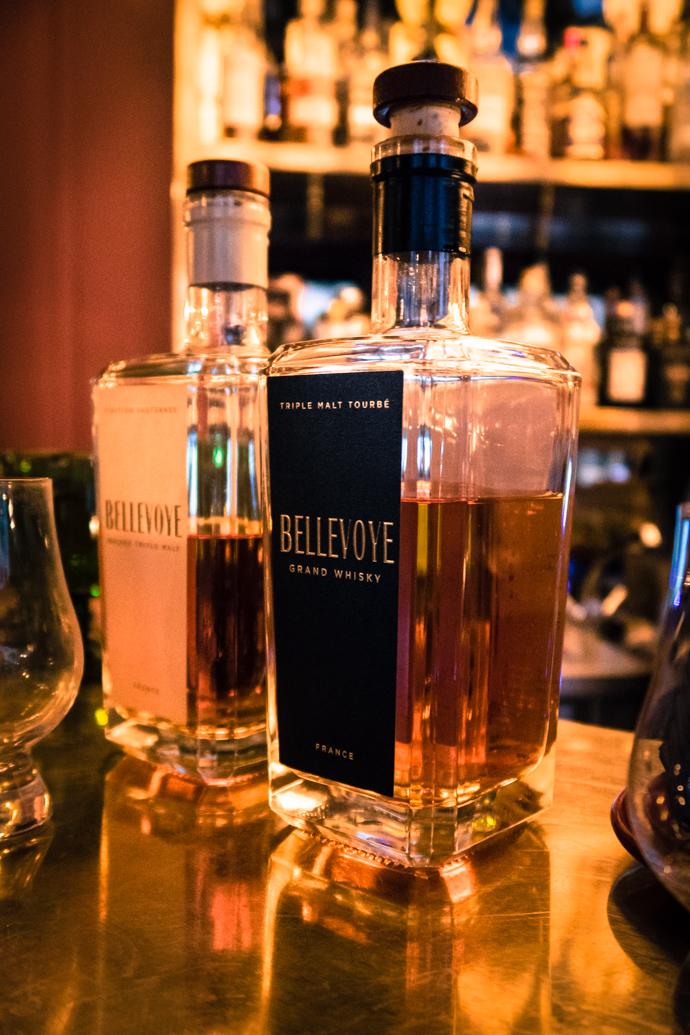 Bellevoye Whisky Bleu - un whisky accessible pour les nouveaux amateurs de whisky