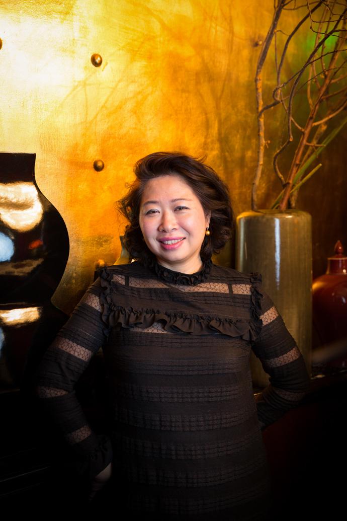 Mme Ly - une institution de la cuisine chinoise à Paris