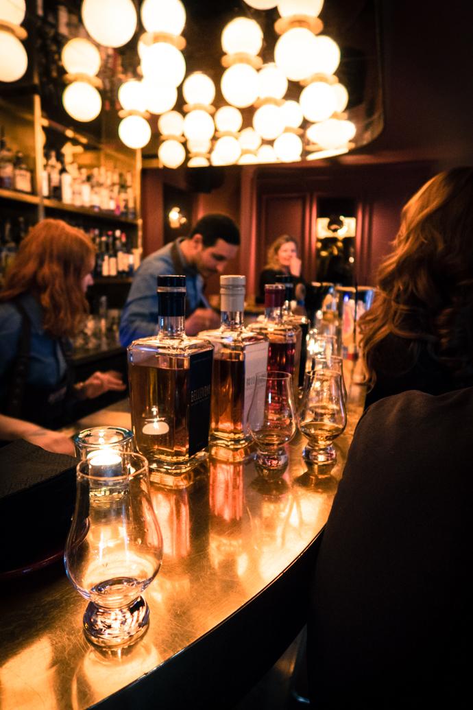 Bellevoye - Whisky bleu pour les néophytes du whisky