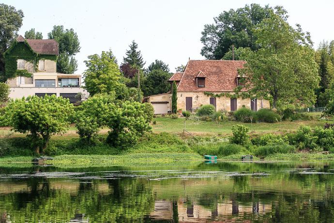 Maison traditionnelle du Sud-Ouest