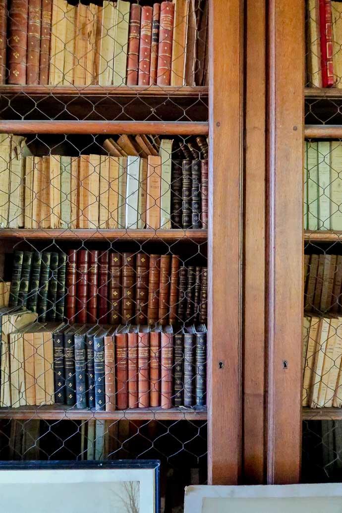 Bibliothèque du Château de Montaigne
