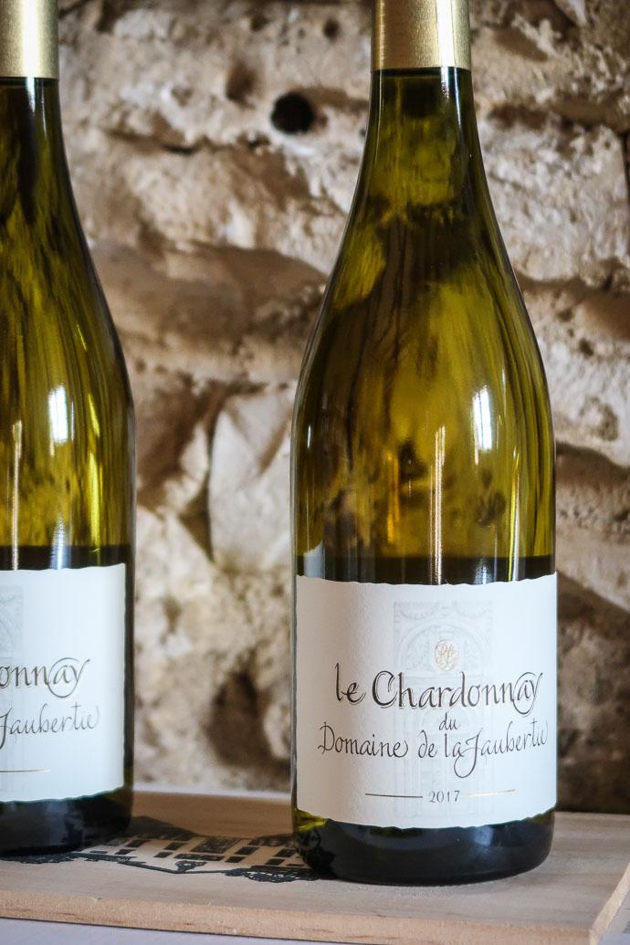 Chardonnay du Domaine de la Jaubertie