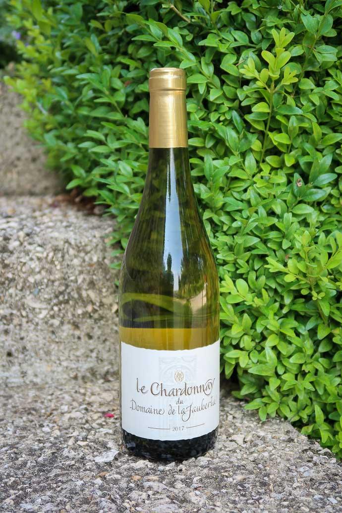 Le Chardonnay du Domaine de la Jaubertie 2017 (IGP Perigord)
