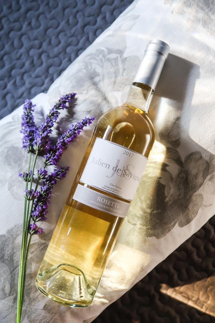 Vin moelleux Rosette Julien de Savignac