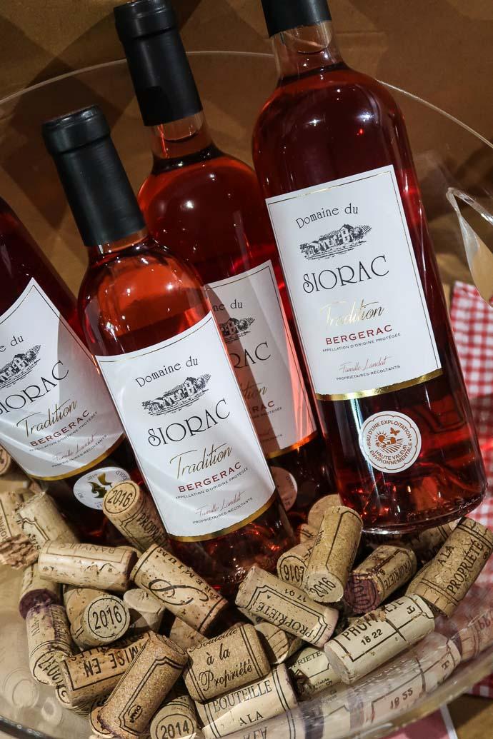 Bergerac Rosé - Domaine Siorac