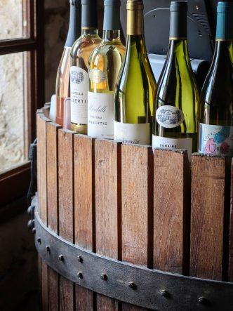 Gamme de vins du Château de la Jaubertie