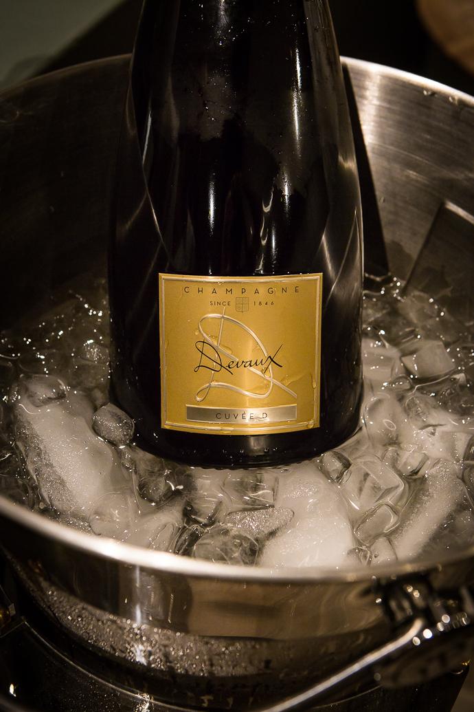 Cuvée D des Champagnes Devaux : un format d'exception pour la plus jolie des cuvées