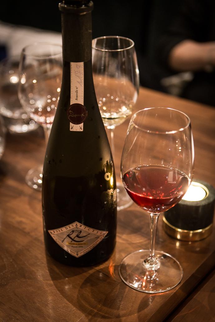 Rosé des Riceys de la maison Devaux, un vin atypique