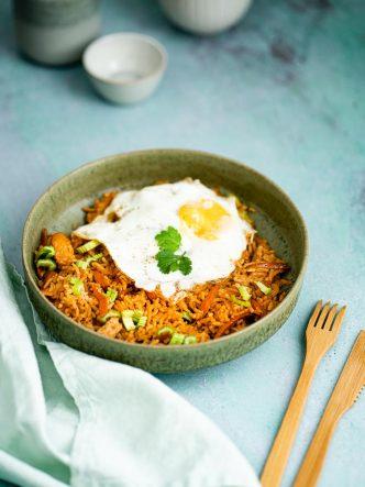 Nasi Goreng - le plat traditionnel indonesien
