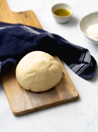 Recette ultime de la pâte à pizza maison - recette de base