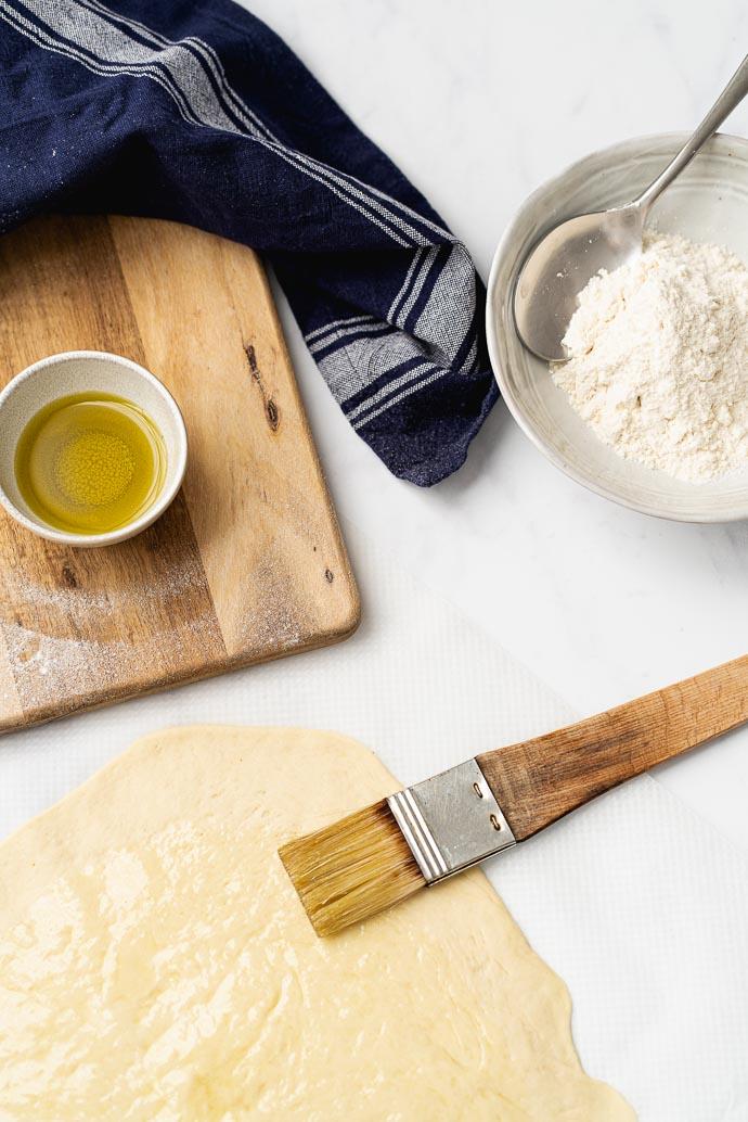 Recette facile et pas chère de pâte à pizza maison