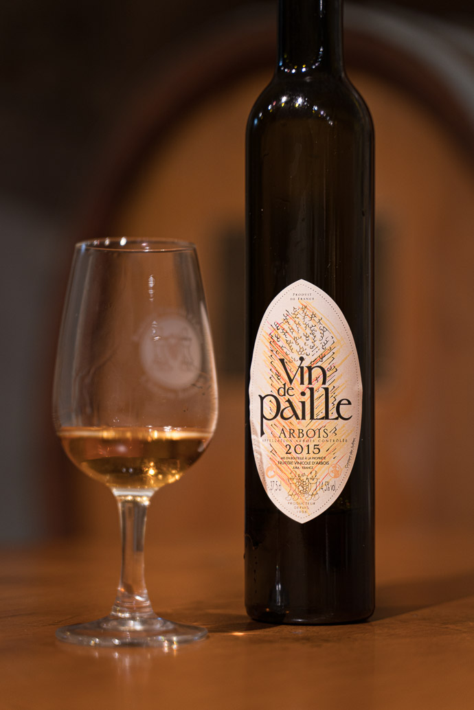 Vin de paille du Château Béthanie, Fruitière Vinicole de l'Arbois