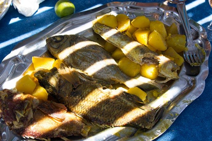 Découverte de Marseille en 48h - poissons grillés et cuisinés au Pastis