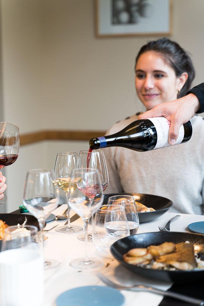 """Vin du Jura - Domaine Fumey-Chatelain, le""""Remonte en ligne"""", Pinot Noir 2017"""