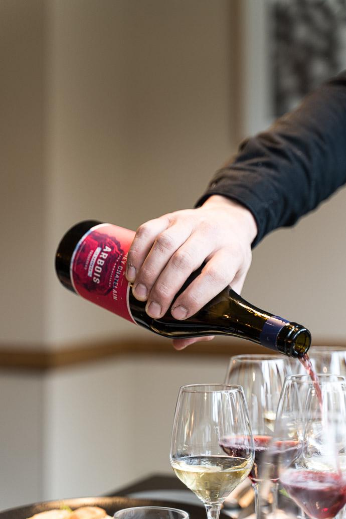 Vin du Jura - Domaine Fumey-Chatelain, le Bastard 2017, Trousseau