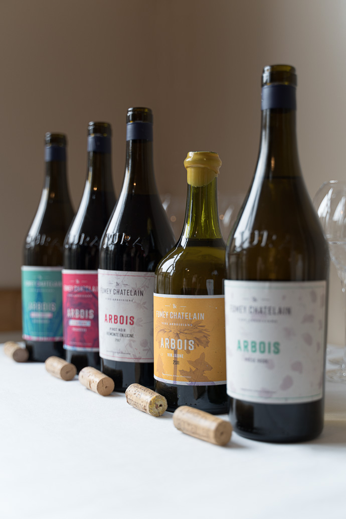 Domaine Fumey Chatelain - Vins du Jura