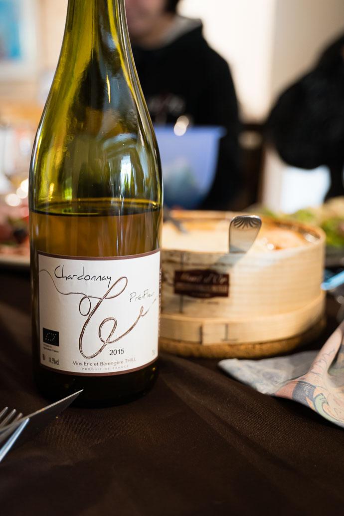Domaine Thill, Jura - Chardonnay Préfleur 2015