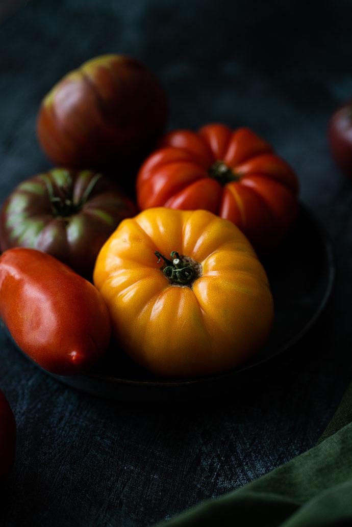 Tomates Marmande - Paysans Rougeline