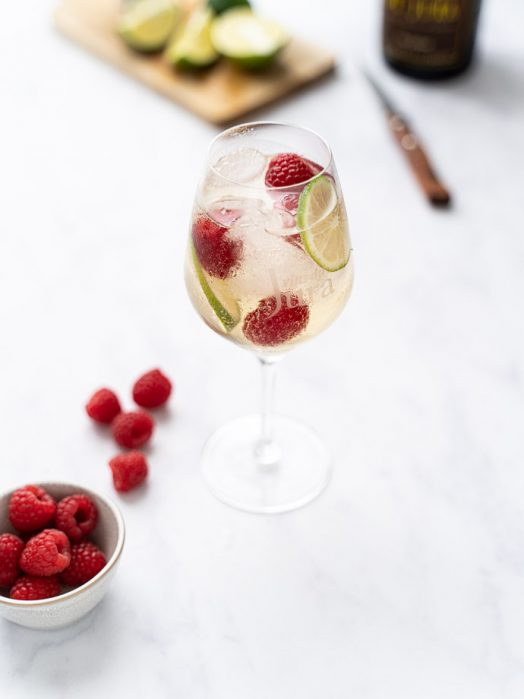Cocktail Jura Spritzer - recette facile