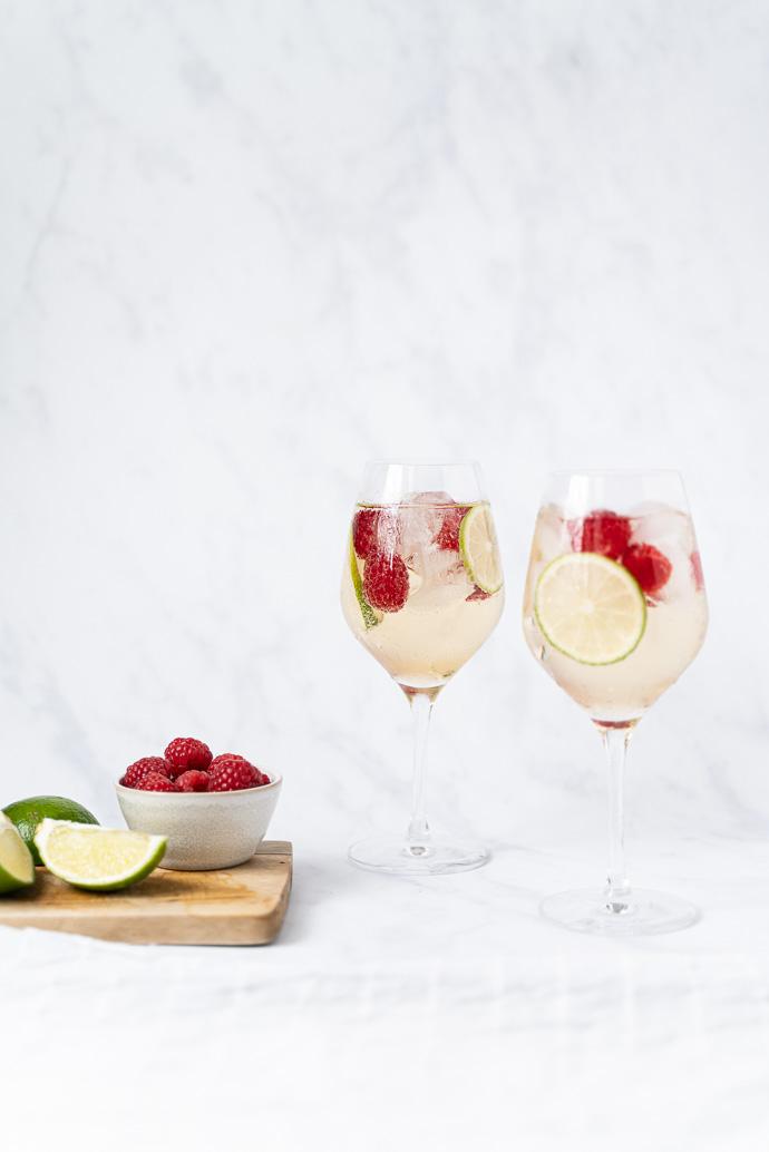 Cocktail Jura Spritzer - recette de cocktail au Macvin