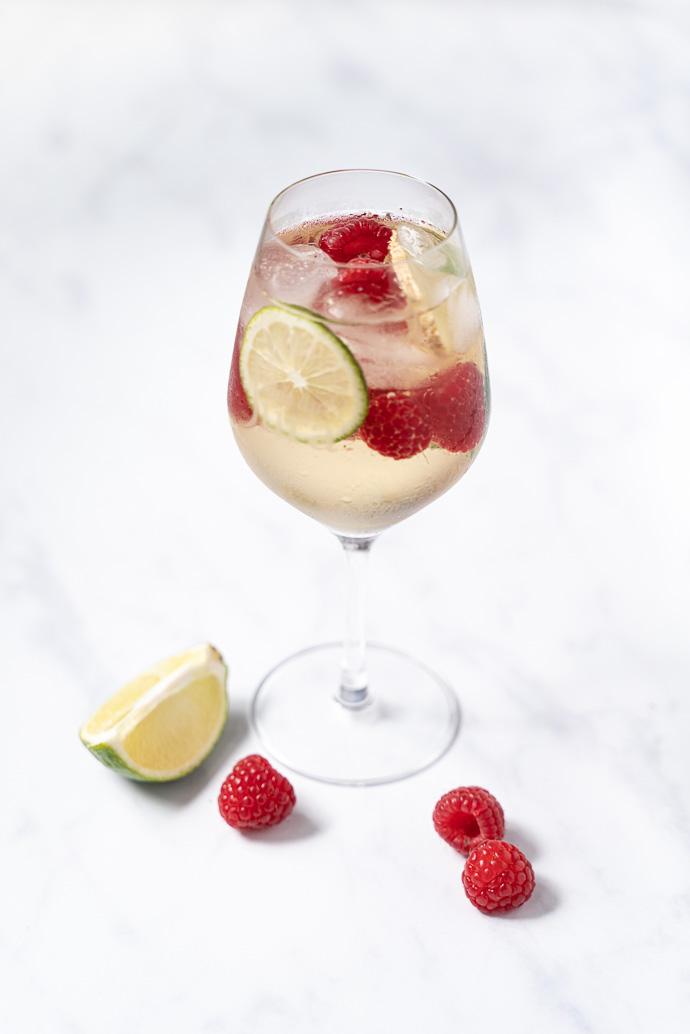 Cocktail Jura Spritzer - recette de cocktail à base de vin