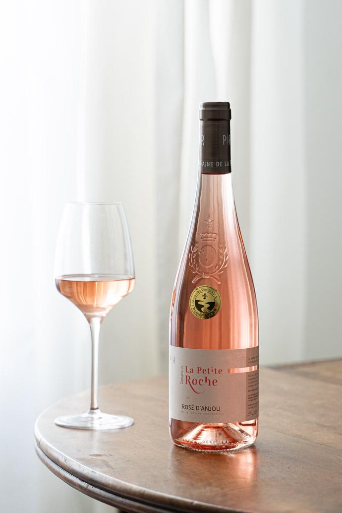 Domaine de la Petite Roche - Rosé d'Anjou 2019