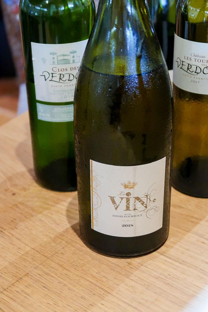 Le Vin selon David Fourtout 2015, Domaine des Verdots (AOC Bergerac)