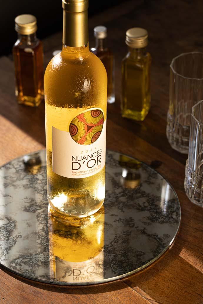 Cocktail au Vin Blanc Pacherenc Du Vic-Bilh - Le Golden State par Plaimont Vignerons
