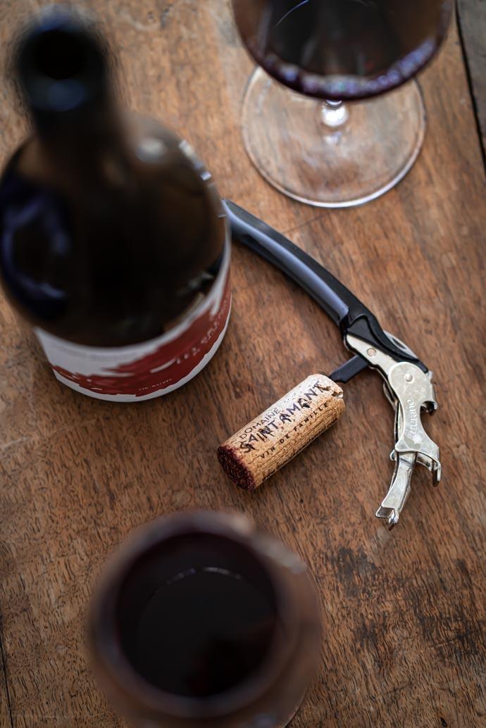 Domaine Saint Amant - Vin Beaumes de Venise rouge - Les Grenaches de Saint Jaume 2019