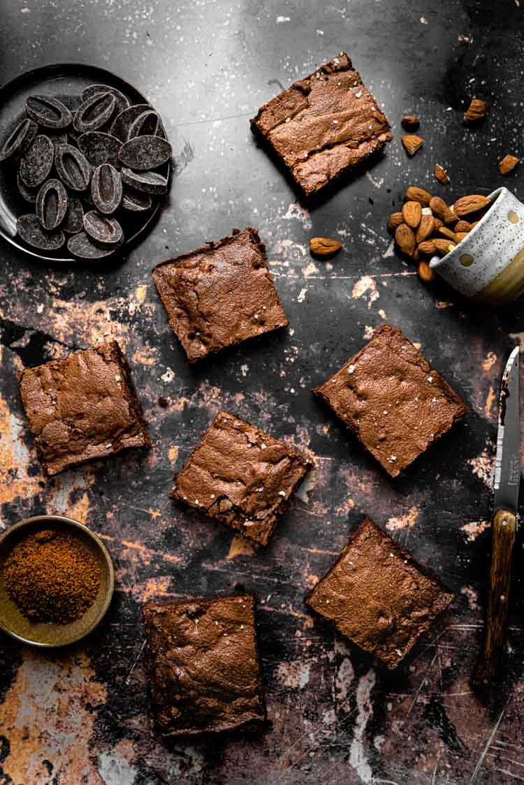Recette de brownies sans lactose