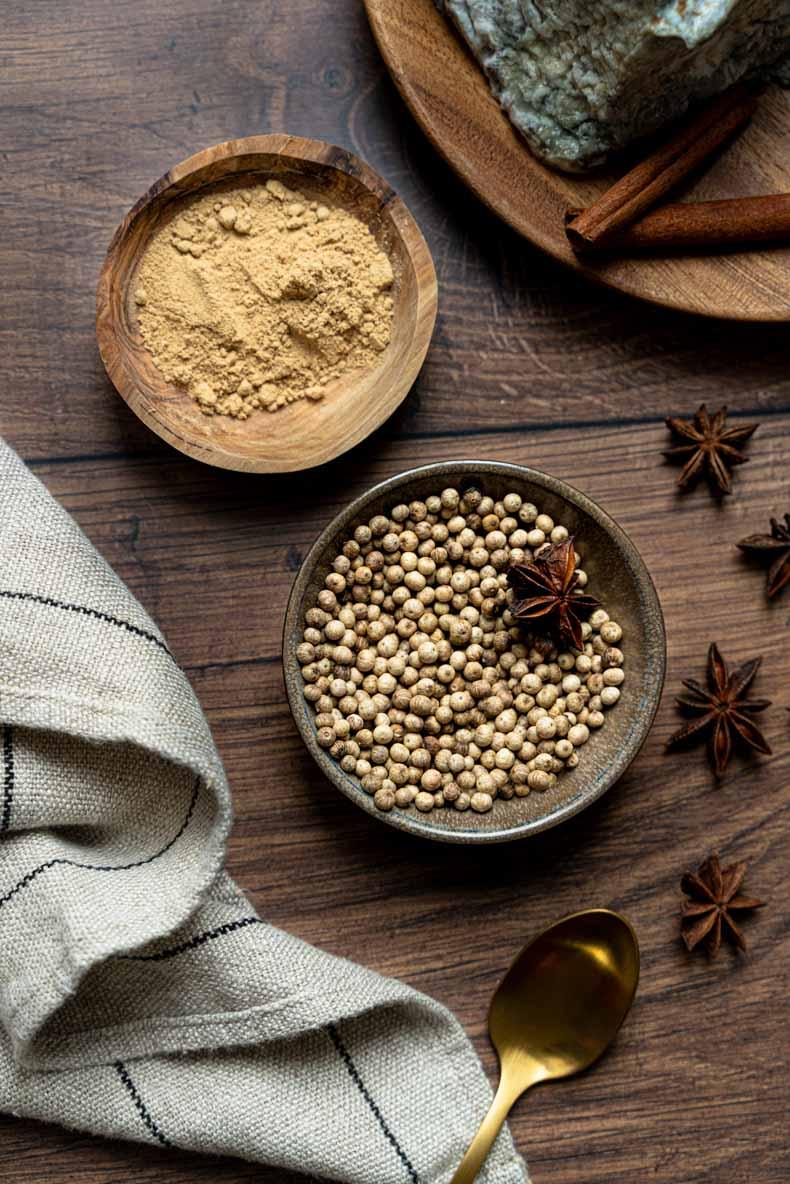 Des épices de qualité pour réaliser un chutney riche en saveurs