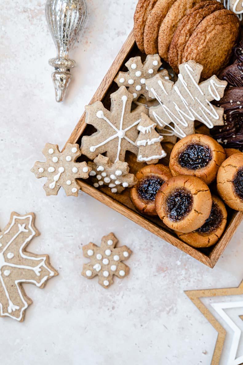 La Cookie Box, le cadeau gourmand de Noël original
