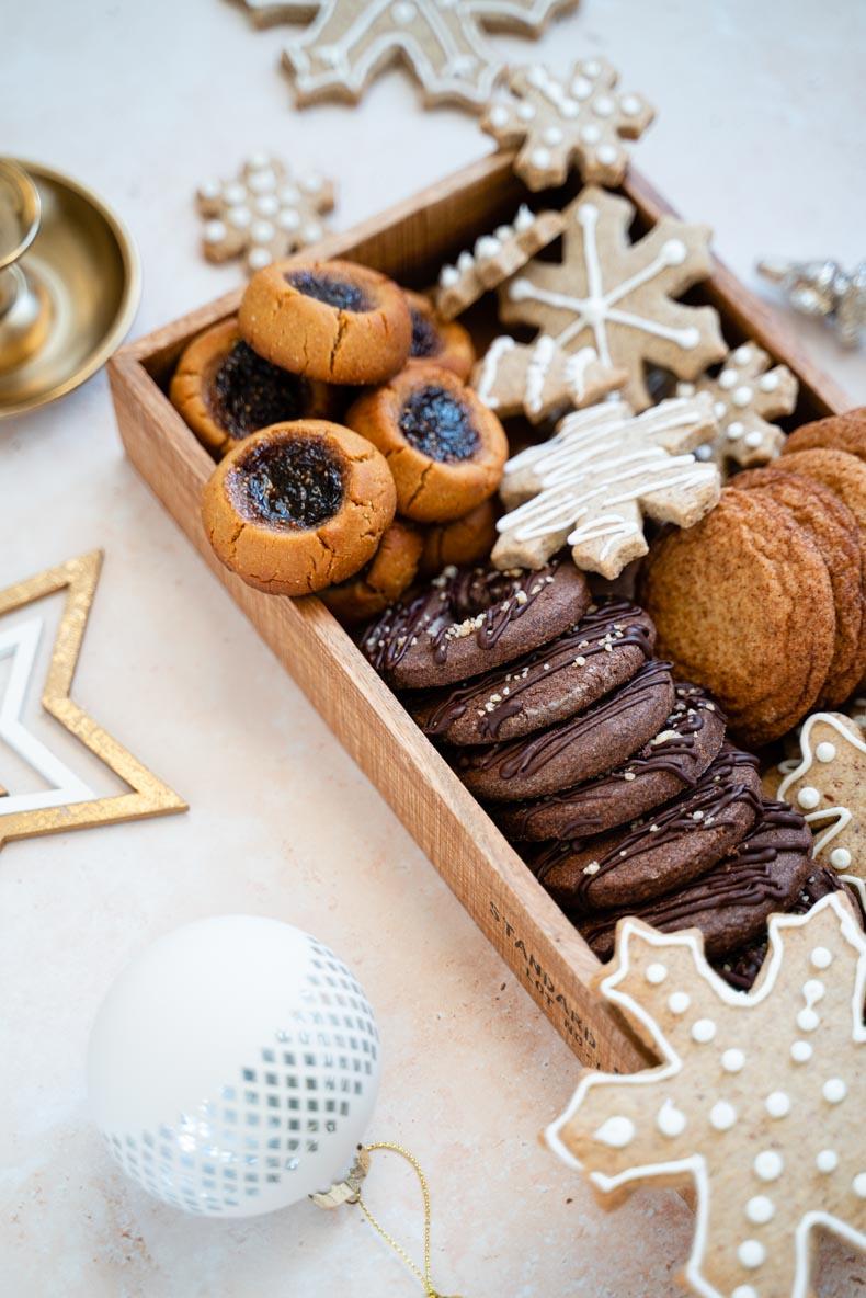 Faire sa boite à biscuits (sans lactose) maison - astuces & conseils par Mythily