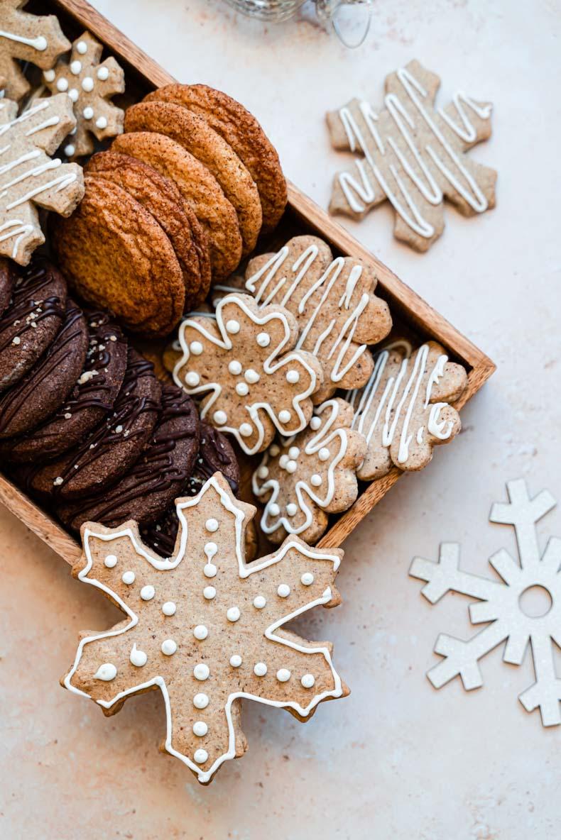 Faire sa boite à biscuits (sans lactose) maison - astuces , recettes & conseils