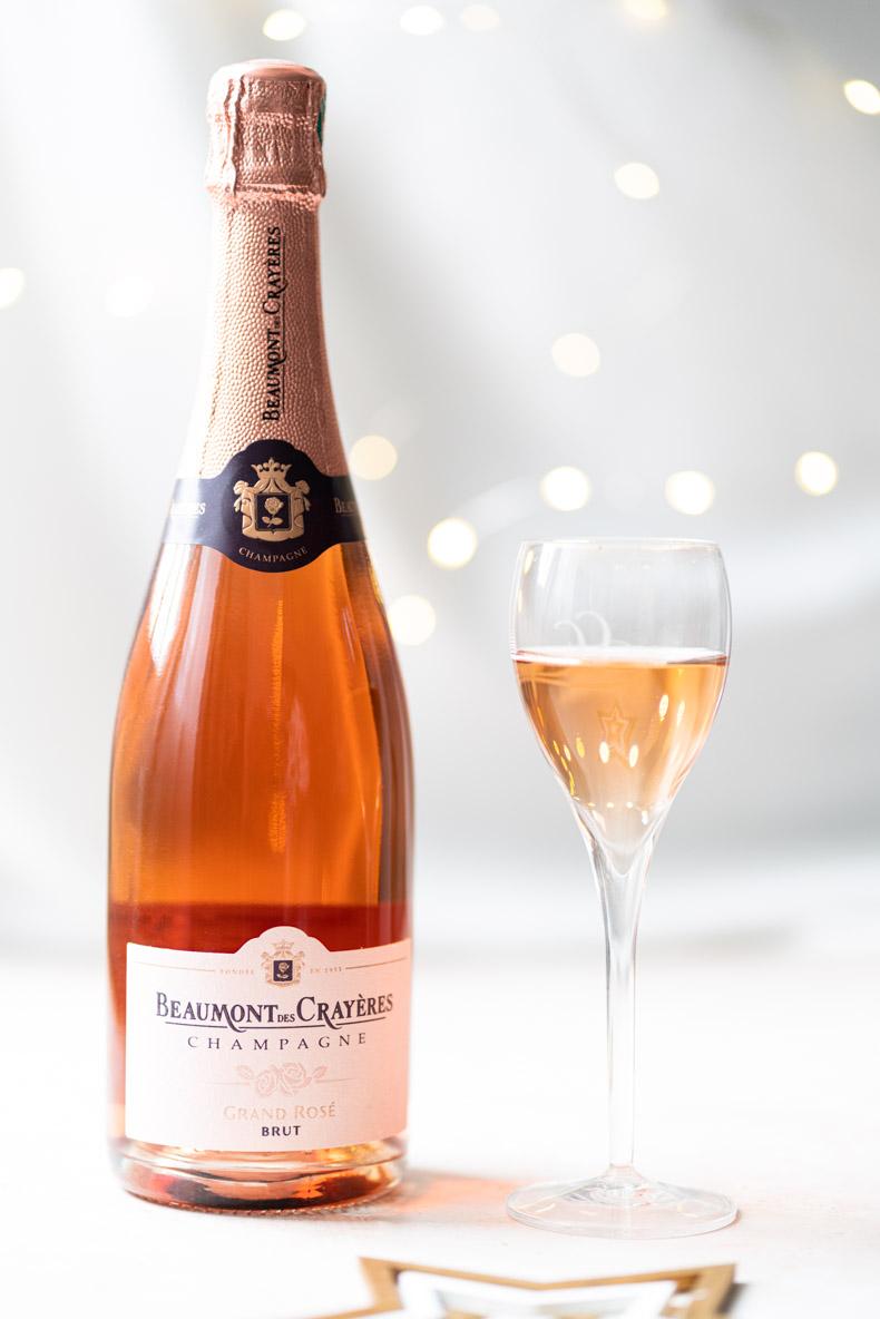 Champagne Beaumont des Crayères - Cuvée Grand Rosé Brut