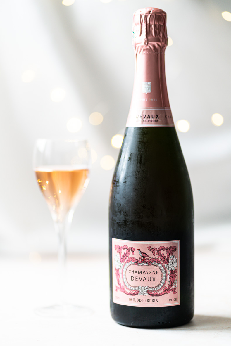 Champagne Rosé Devaux - Cuvée Œil-de-perdrix