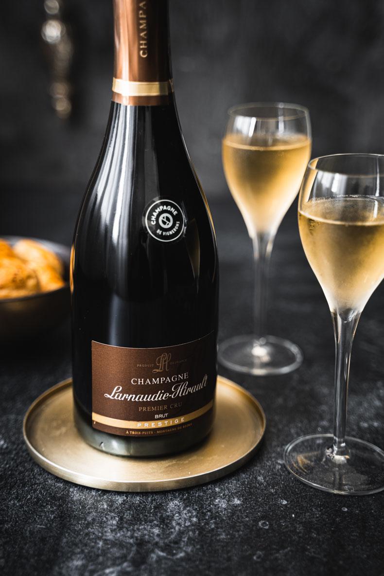 Champagne de Vignerons - Larnaudie Hirault Cuvée Premier Cru Prestige