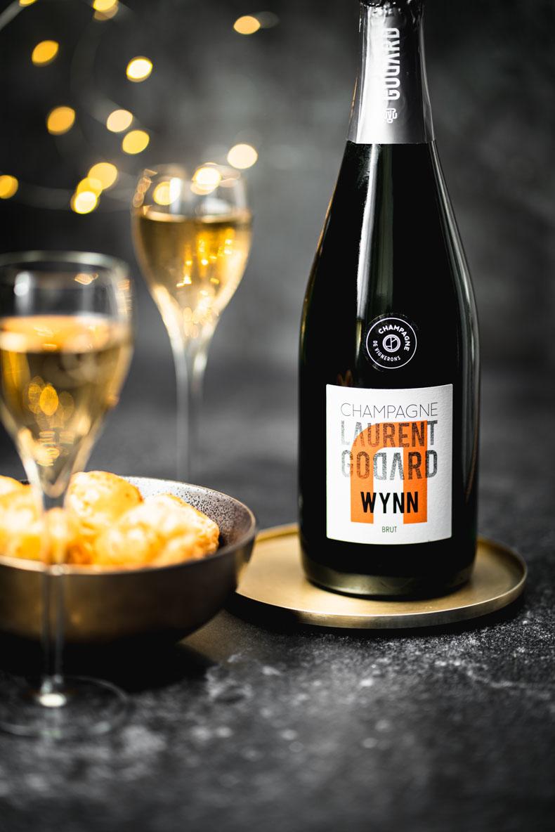 Champagne de Vignerons - Laurent Godard Cuvée Wynn