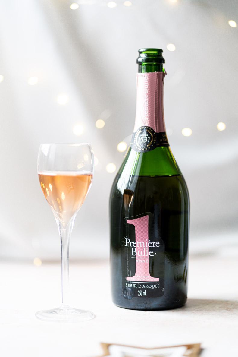 Crémant de Limoux rosé - Première Bulle Sieur d'Arques