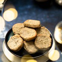 Idée apéritif - faire ses propres sablés au Comté et Herbes de Provence - recette sans lactose
