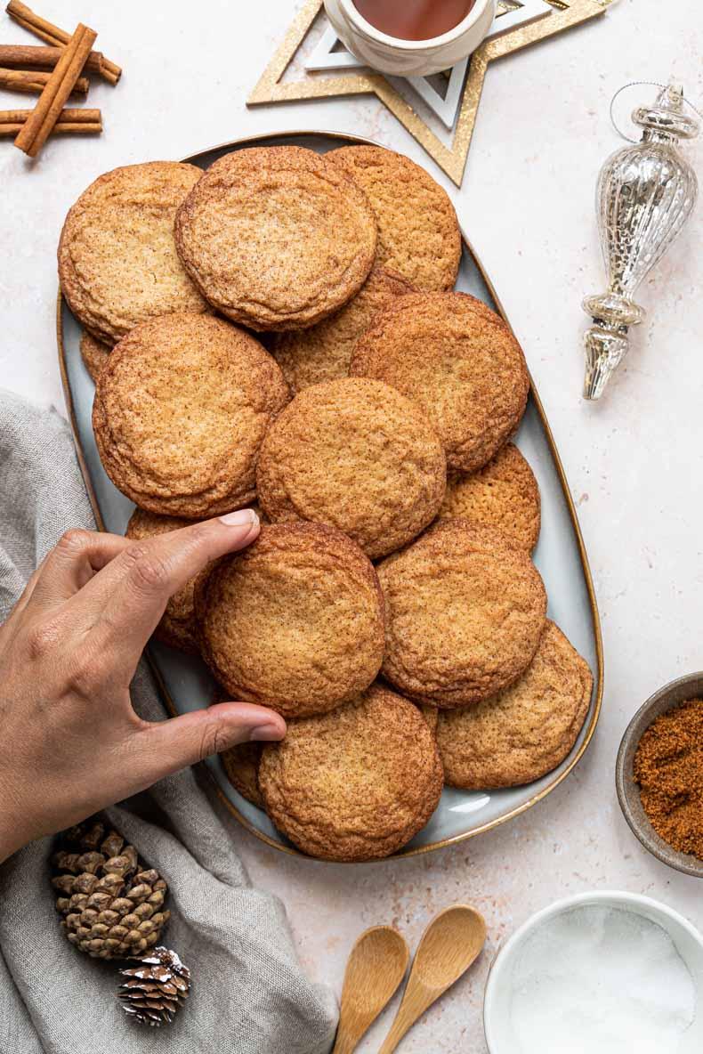 Biscuits au sirop d'érable - recette facile à faire